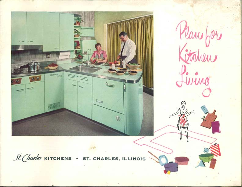 The Fabulous 50's Kitchens