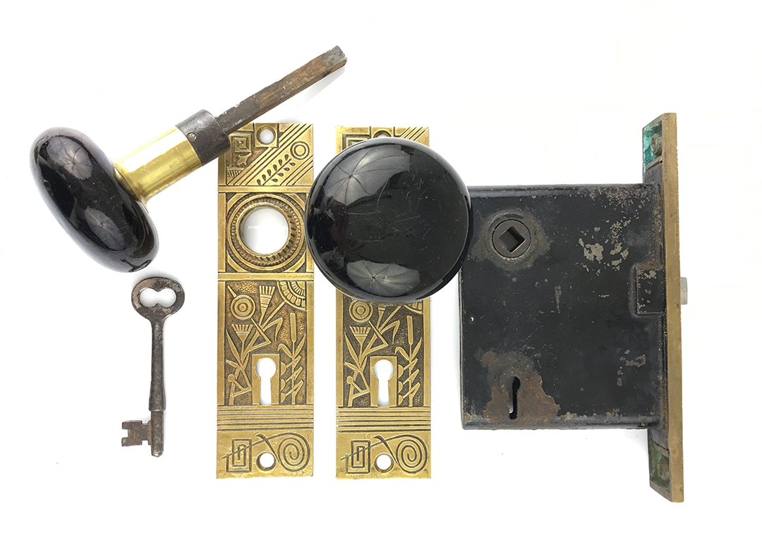 Our Antique Door Hardware Primer