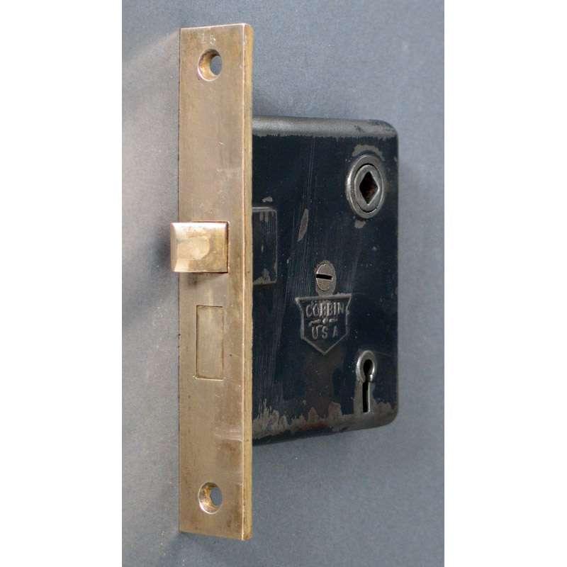 Mortise Locks Antique Corbin