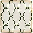 "Archivo Crochet 4-7/8"" x 4-7/8"" Ceramic Tile - Sold Per Case - 5.84 Square Feet"