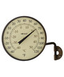 Vermont Dial Window Thermometer - Bronze Finish