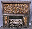 Antique Victorian Fireplace Surround