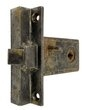 Antique Rabbeted Mortise Door Latch by Mallory & Wheeler - Circa 1880