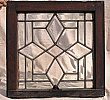 Antique Stained Glass All Bevel