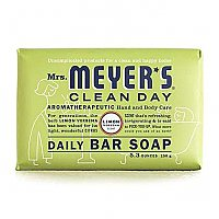 Mrs. Meyers All Purpose Soap Bar - Lemon Verbena