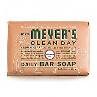 Mrs. Meyers All Purpose Soap Bar - Geranium