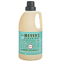 Mrs. Meyers Laundry Detergent - Basil