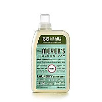 Mrs. Meyers 68 Load Laundry Detergent - Basil