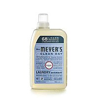 Mrs. Meyers 68 Load Laundry Detergent - Bluebell
