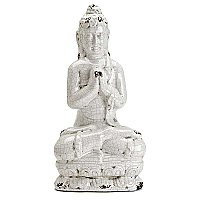 Medium Sitting Buddha Figure