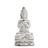Small Sitting Buddha Figure