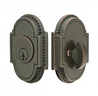 Emtek Knoxville Solid Brass Deadbolt