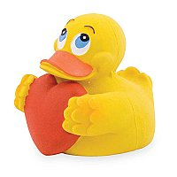 Rubber Duck Bath Toy - Love Duck