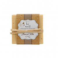 Simply Be Well Handcrafted Bar Soap - Almond Milk