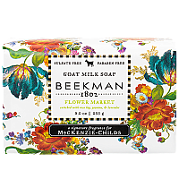 Beekman 1802 & MacKenzie-Childs Flower Market Bar Soap - 9 oz