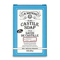 J.R. Watkins Peppermint Castile Bar Soap