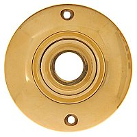 "Door Rosette, 3-1/4"" diameter - Multiple Finishes"