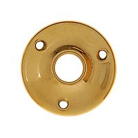 "Doorknob Rosette, 2-1/4"" - Multiple Finishes"