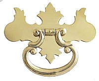Colonial Revival Bow Pull - Large