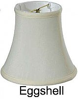 Fabric Lamp Shade, Tissue Shantung