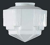 Art Deco Pendant Shade