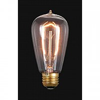 Antique Edison Light Bulb 40 Watt