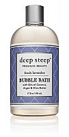 Deep Steep Classic Bubble Bath - Fresh Lavender