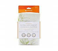 Full Circle Home - Extra Absorbent Multi Purpose Cleaning Cloths - Set of 2