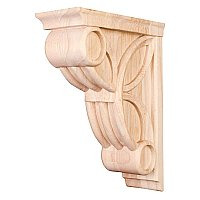 Celtic Weave Corbel, Medium