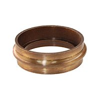 Caster Ring - Antique Brass