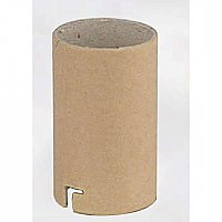 Locking Paper Socket Shell or Insulator - Standard A19 Base