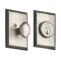 Nostalgic Warehouse New York Deadbolt Door Lock- Multiple Finishes Available