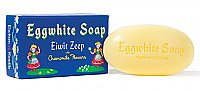 Eggwhite and Chamomile Flower Facial Bar Soap