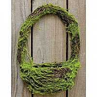 Round Vine Wall Pocket