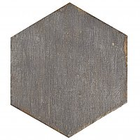"Retro Hex Cendra 14-1/8"" x 16-1/4"" Porcelain Tile - Sold Per Case of 9 - 11.05  Square Feet"
