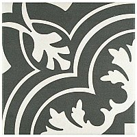 "Twenties Vintage Classic 7-3/4"" x 7-3/4"" Ceramic Tile - Sold Per Piece - .42 Square Feet Per Tile"
