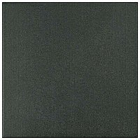 "Twenties Vintage Black 7-3/4"" x 7-3/4"" Ceramic Tile - Sold Per Tile - .42 Square Feet Per Tile"