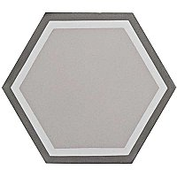 Cemento Hex Holland Channel Cement Tile