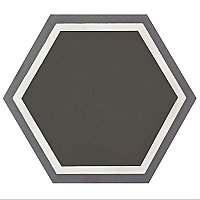 Cemento Hex Holland Passage Cement Tile