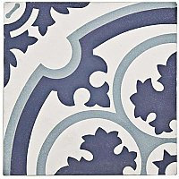 Cemento Queen Mary Sky Cement Tile