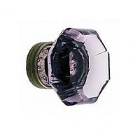 "Amethyst Old Town Economy Knob, Small - 1"" Diameter"