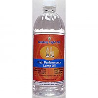 High Performance Lamp and Candle Oil , 1 Quart