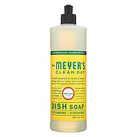 Mrs. Meyers Liquid Dish Soap - 16 oz. - Honeysuckle