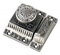 Windsor Cabinet Latch, Antique Nickel
