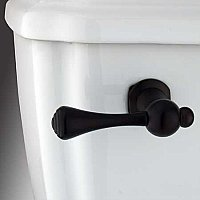 Buckingham Toilet Flush Lever Handle - Oil Rubbed Bronze