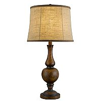 Durbin Table Lamp - With Shade