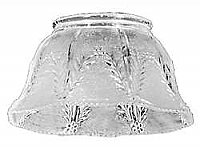 Frosted Glass Glass Fixture Shade
