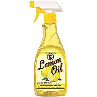 Howard Lemon Oil Wood Polish - 16 oz. Spray