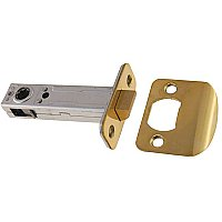 Passage Tubular Latch - 2-3/4 Backset