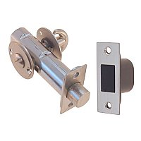 Interior Door Deadbolt With Emergency Release